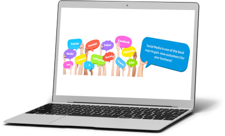 Social media engagement - Tweetangels
